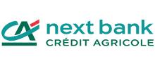 Next Bank Crédit Agricole Hypothèque A7 Services financier Genève
